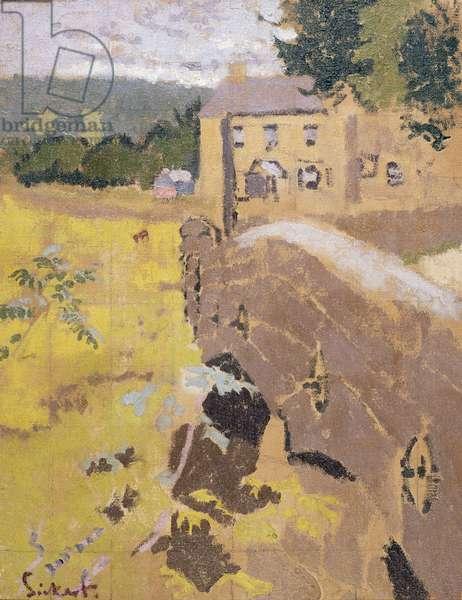 Envermou (oil on canvas)