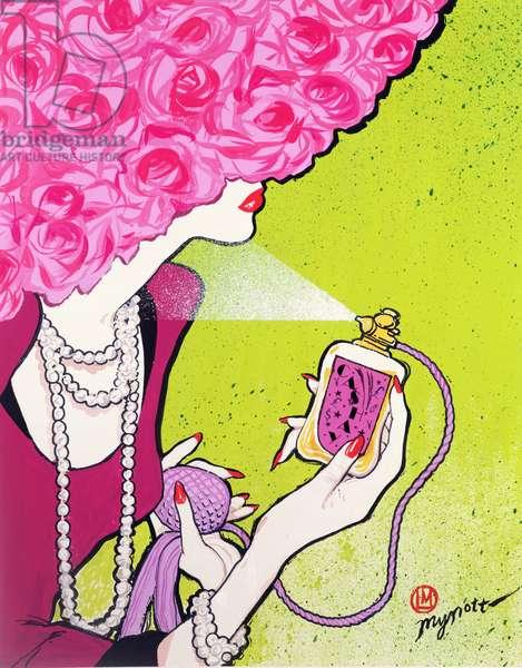 Perfume (colour litho)