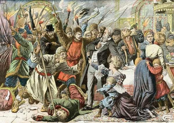 Russia, Revolution of 1905