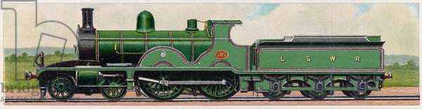 LONDON/BRIGHTON LOCO1900