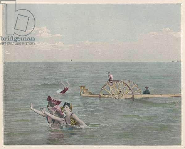 DIVING PLATFORM 1890S