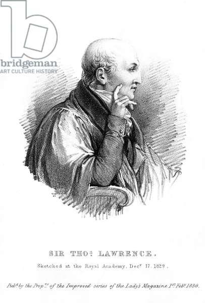 THOMAS LAWRENCE (OLD)