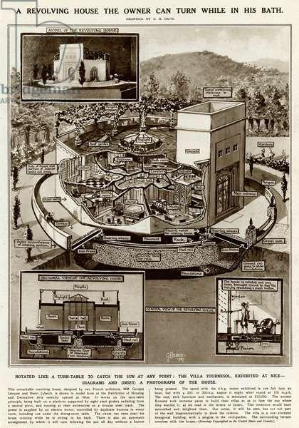 A revolving house by G. H. Davis