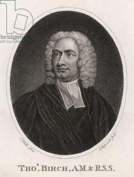 THOMAS BIRCH, WRITER