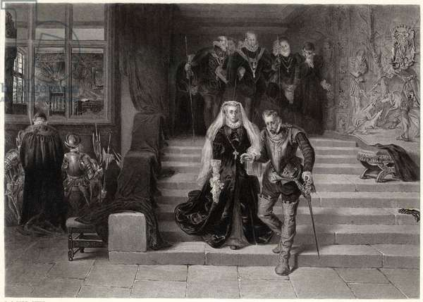 QUEEN OF SCOTS/EXECUTED