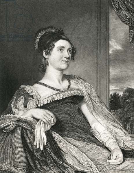 LOUISA CATHERINE ADAMS