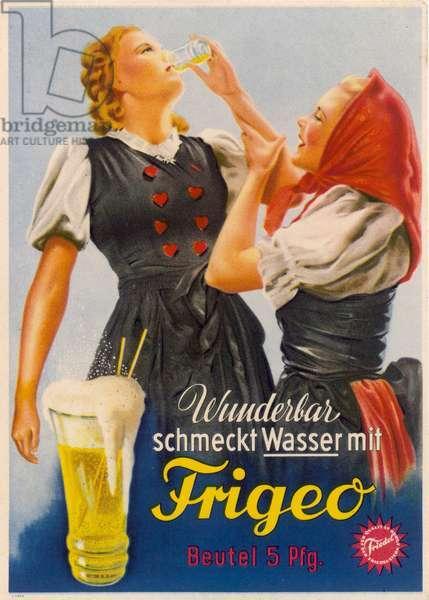 FRIGEO, GERMAN DRINK