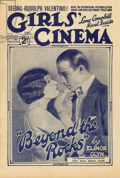 Film actor Rudolph Valentino