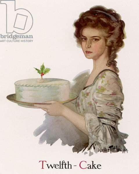 TWELFTH NIGHT CAKE