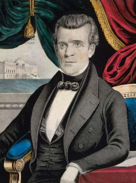James Knox Polk - eleventh American president