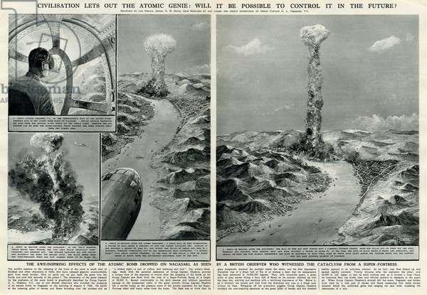 How to control the atomic genie by G. H. Davis