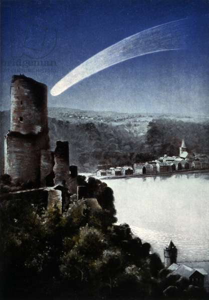 COMET OF 1811 RHINE