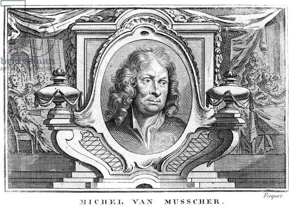 MICHEL VAN MUSSCHER