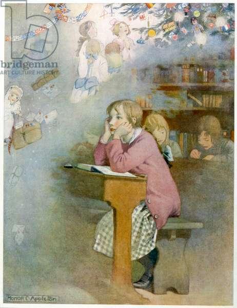 SCHOOLGIRL'S DREAM