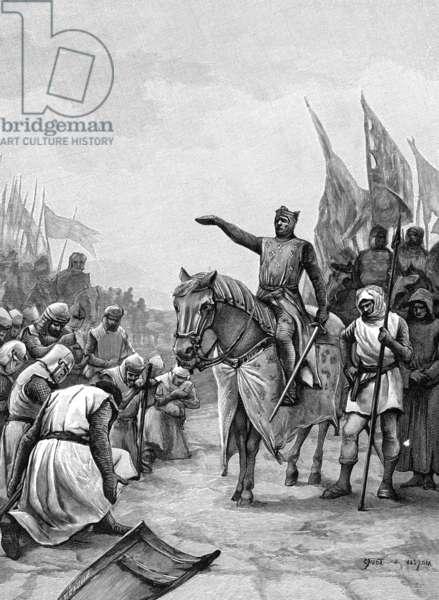 The Battle of Bouvines, 1214