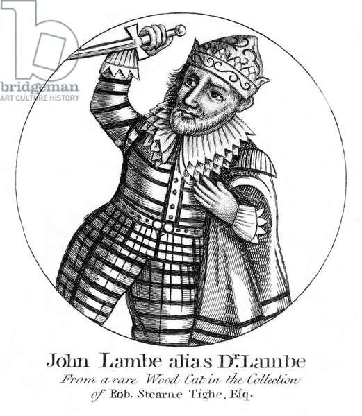 JOHN LAMBE, ASTROLOGER