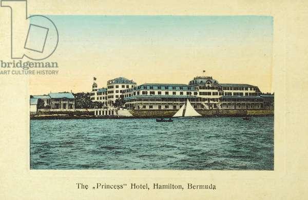 The Princess Hotel, Hamilton, Bermuda