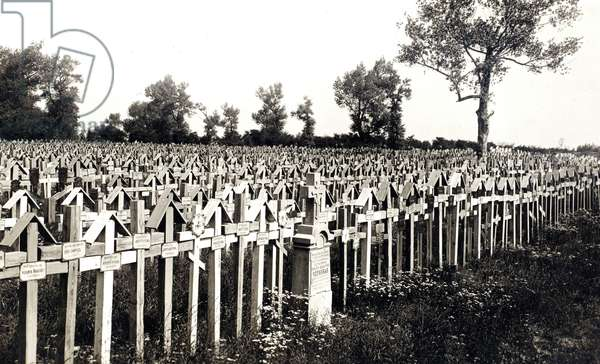 Russian military cemetery in Warsaw