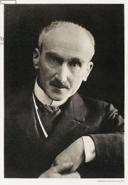 HENRI-LOUIS BERGSON