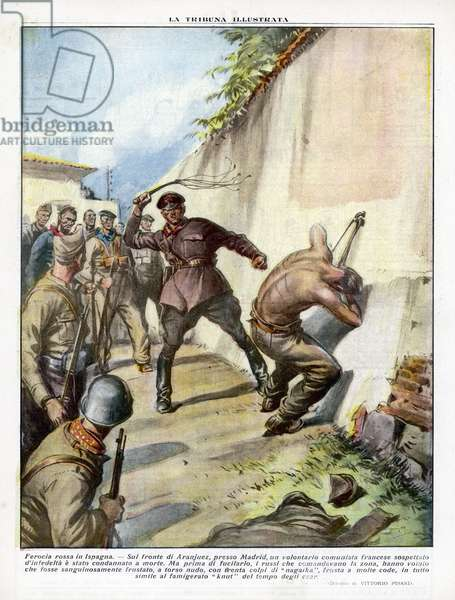 Spanish War: Republiacin traitor