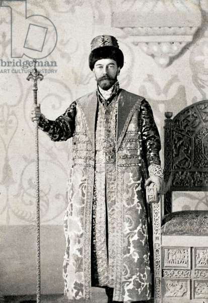 Tsar Nicholas II of Russia