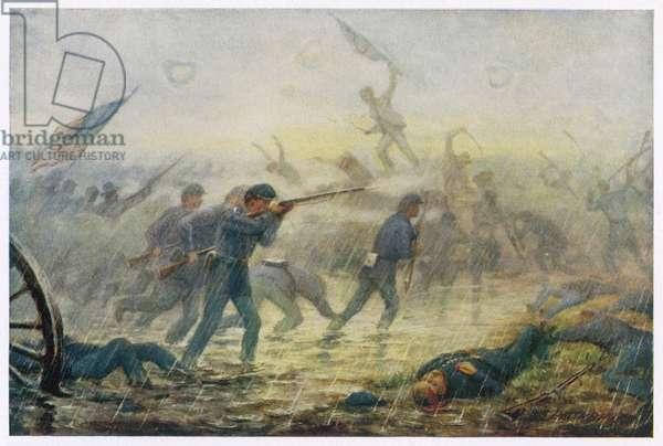 Secession War: Spotsylvania