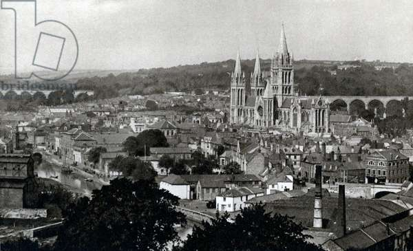General View, Truro, Cornwall