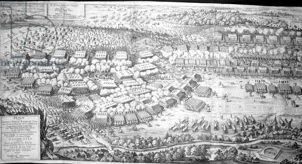 Battle of Breitenfeld, Thirty Years War