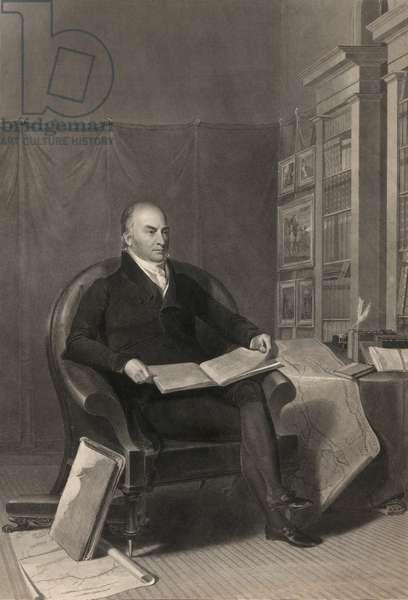 John Quincy Adams, American President