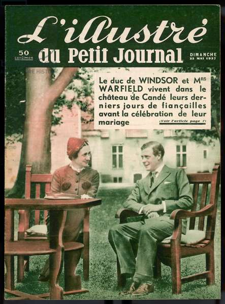 Edward of Windsor and Wallis Simpson