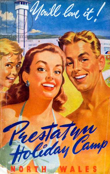 Prestatyn Holiday Camp
