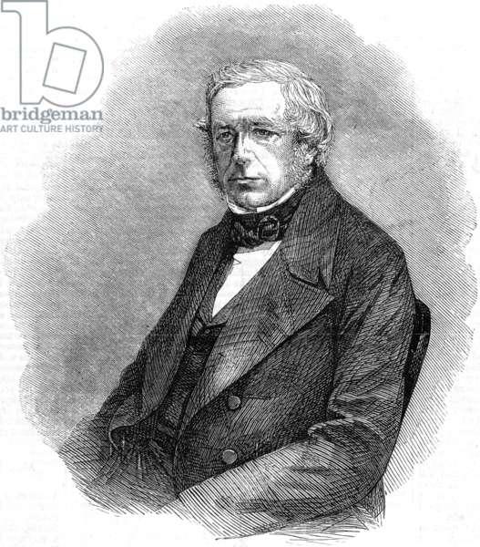 HENSLOW (1796 - 1861)
