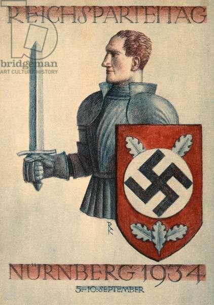 NUREMBERG RALLY 1934