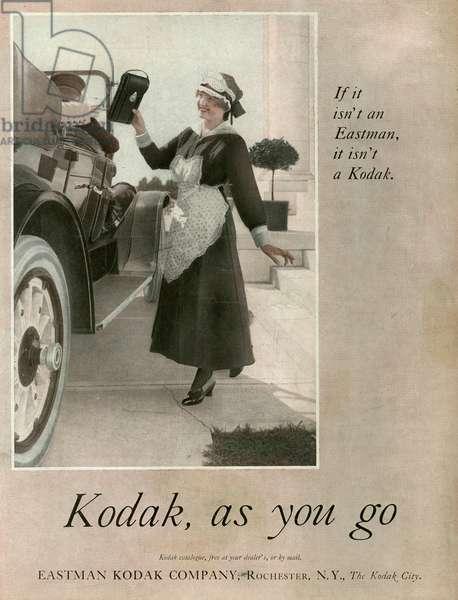 KODAK 1917 ADVERT