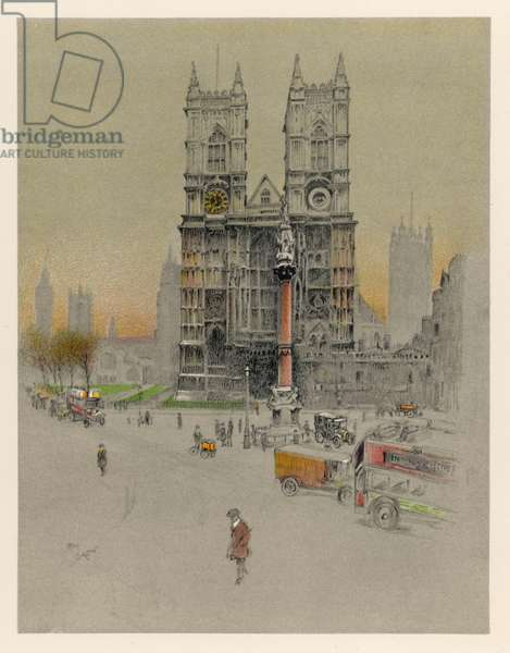 WESTMINSTER ABBEY/1924