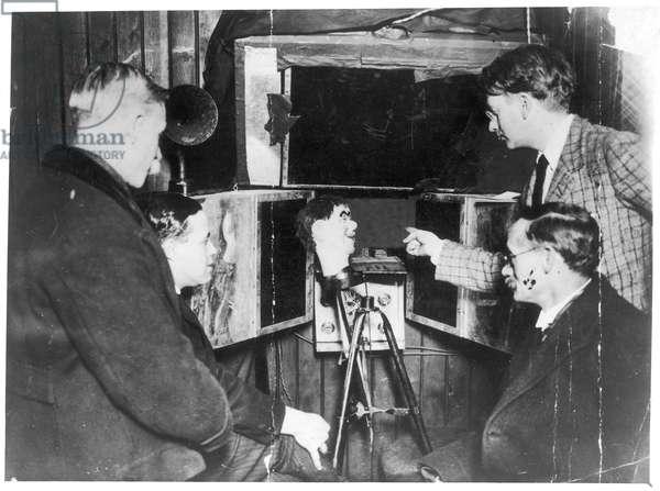 John Logie Baird : invention de la television