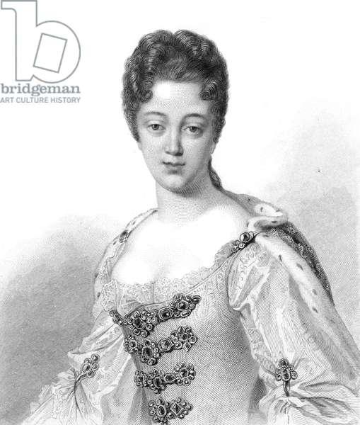 MARIE DUCHESSE BOURGOGNE