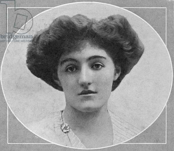 Mrs Raymond Asquith
