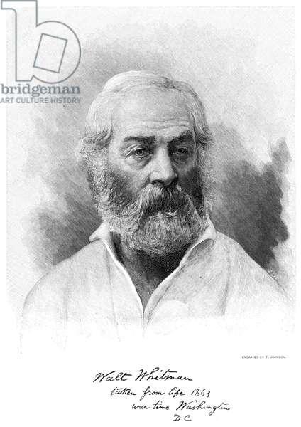 WHITMAN 1863