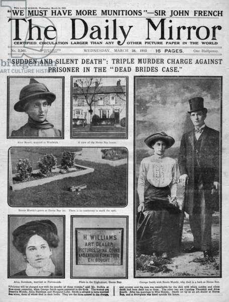 George Smith, Brides In The Bath murder case