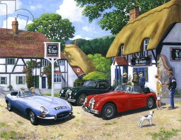 Jaguar Club, E Type, XK160, XK120