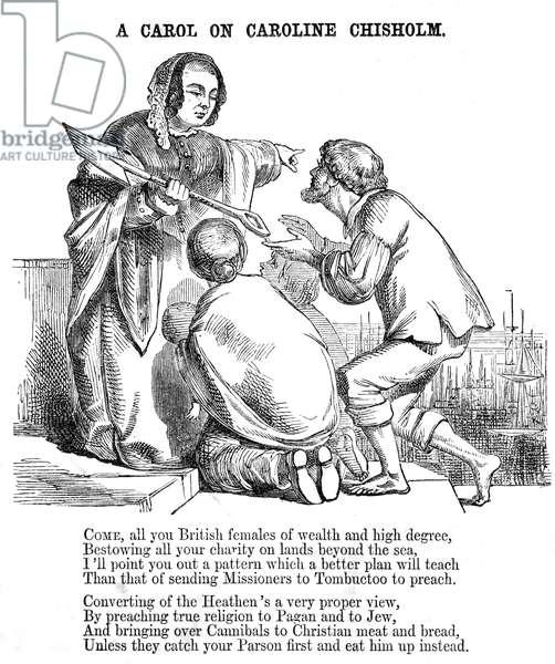 CAROLINE CHISHOLM 1853