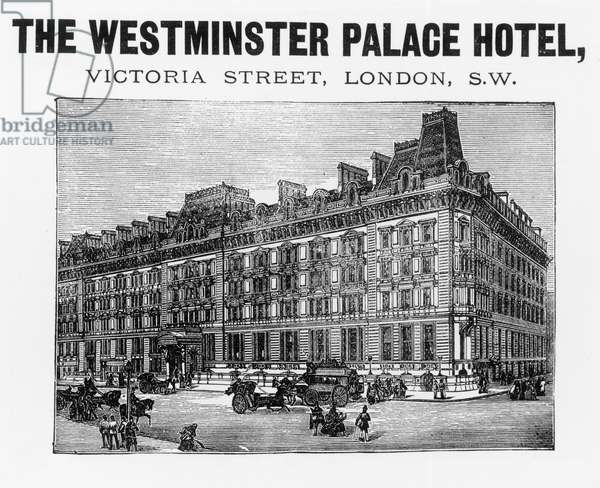 WESTMINSTER PALACE HOTEL