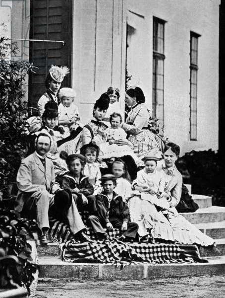 Royal Family of Denmark