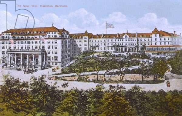 The New Hotel, Hamilton, Bermuda