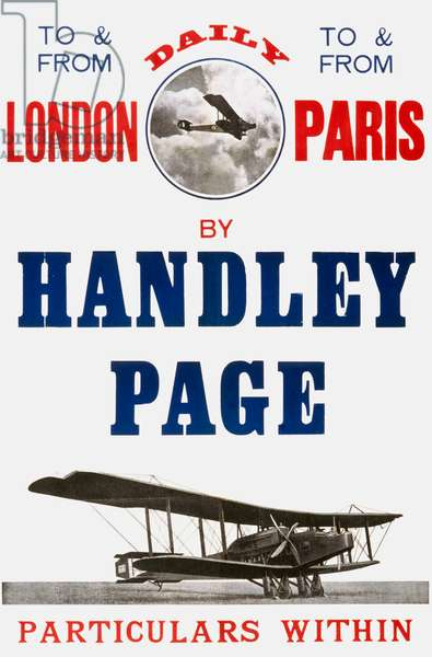 HANDLEY PAGE AIRLINE