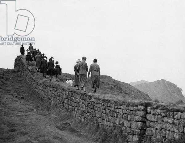 HADRIAN'S WALL 1930S