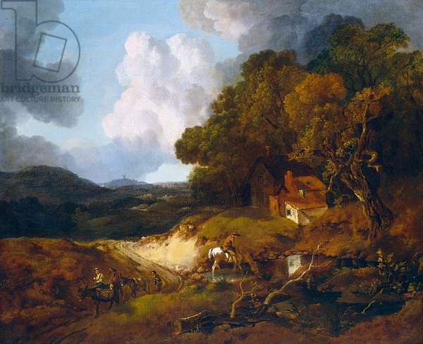 Landscape by Thomas Gainsborough