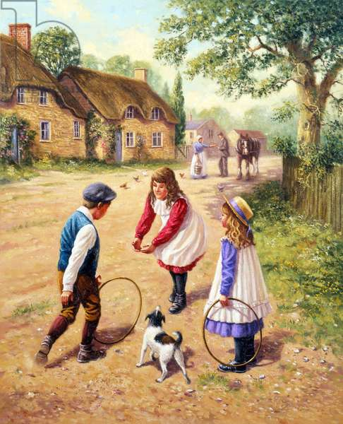 Village Games, Victorian