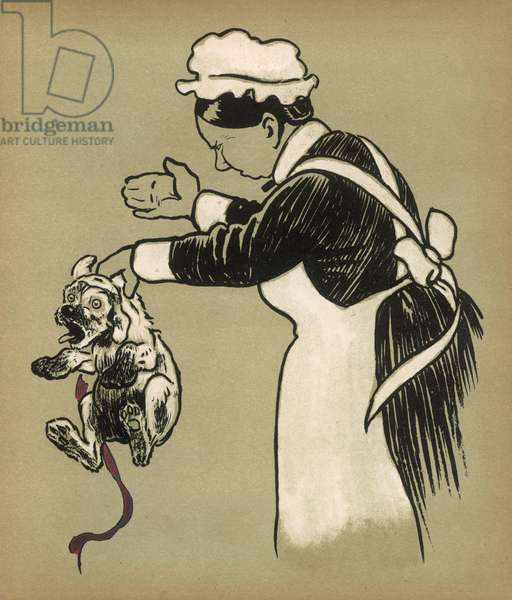 DIRTY DOG PUNISHED 1909